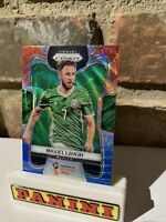 2018 panini prizm world cup Miguel Layun Red Blue Prizm Refractor Mexico