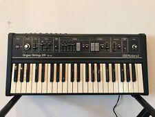 Roland RS-09 Organ/Strings 09 analog string organ synthesizer early model