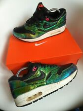 Nike air max  1 mens trainers Size 8  limited edition UNIQUE patta parra