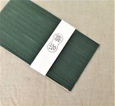 Green Japanese Tsuka ito Katana Wakizashi binding wrapping tsuka iaido- 5 meters