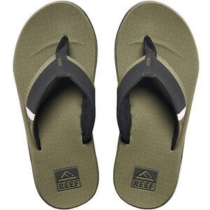 Reef Mens Fanning Low Summer Casual Beach Pool Summer Flip Flops Thongs Sandals