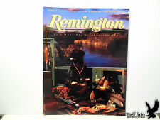Vintage 1992 Remington Firearms Ammunition Catalog It's What You're Shooting For