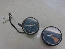 1972 Honda CL175 CL 175 gauges speedometer speedo tachometer tach