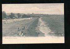 Devon PAIGNTON North Beach c1900/10s? PPC by Valentine #38218