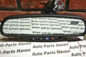 GM OEM On Star GNTX-261 015322 Inside Rear View Mirror Auto Dim Compass OnStar