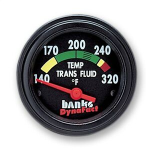 Banks Power 64125 Trans Oil Temp Gauge
