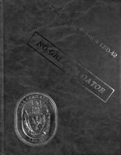 USS Germantown LDS-42 Westpac Cruise Book 1989