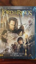 New sealed The lord of the rings - The return of the king (english and français)