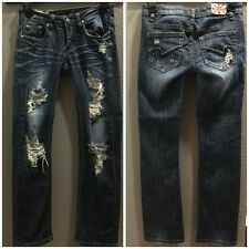 Machine Nouvelle Mode Ripped Jeans ~ SIZE USA 2