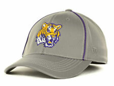 new styles 5f42e 334ed ... ebay lsu tigers mens top of the world ncaa countdown flex fit one size  hat cap