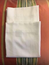 FRETTE Set of 2 King Pillowcases Luxurious 300 Thread Count Sateen - Smeraldo