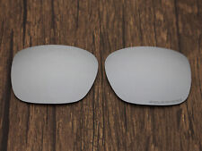 Polarized Sunglasses Replacement Lens For LBD OO9193 - Silver Mirror
