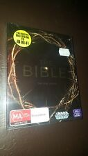 The Bible TV Series Blu-ray Limited Edition JB HIFI Excl RARE X'mas Wrapped