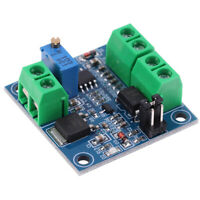 PWM To Voltage Converter Module 0%-100% to 0-5V/0-10V for Digital Analog  9H KY#