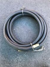 """Propane Lp Hose New 3/8"""" X 25' Male Pipe Thread On Both Ends Pipe Tape Included"""