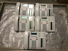 Nortel T7316e Telephone Platinum Lot Of 5