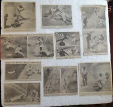 1960's Newspaper Clippings - N.Y. METS, HOUSTON ASTROS, ETC. (11 photos)