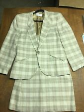 Liz Claiborne Vintage Suit Jacket and Skirt Urban Tang size 12