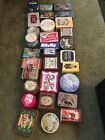 Vintage Advertising (Medium) Empty Tin CHOOSE YOUR OWN 1980s 1990s 2000s