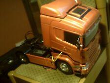 scania  tractor unit 4 wheeler