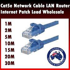0.5m 1m 2m 3m 5m 10m 15m 20m Ethernet Network Cable LAN Internet Patch Lead CAT6