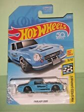HOT WHEELS 2018  55/365  Fairlady 2000  HW SPEED GRAPHICS 3/10  BEST FOR TRACK