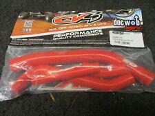 Yamaha YZF450 2010-2013 New CV4 red silicone radiator hose set YZ3967