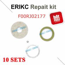 ERIKC BOSCH Common Rail Injector Gaskets Kit Seals Kit Repair Kit F 00R J02 177