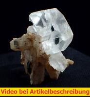 6677 Calcit Calcite UV 1996 ca 3*2*4 cm classic Dalnegorsk Russia MOVIE