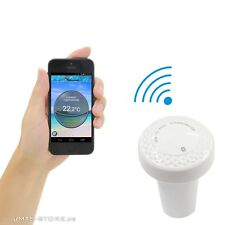 Android iOS piscina termometro per Smartphone Tablet Bagno Piscina Termometro Laghetto koi