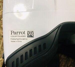 Parrot Cockpit Glasses