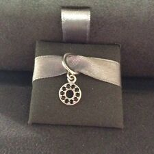 Endless Charm 43500-2 Black Circle Of Love-Authentic Retailer 30% Off