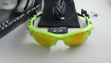 Oakley Thump Pro Mp3 Fluro Yellow Fire Iridium XL Vented 1GB+Box NEW RARE