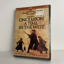 Once Upon a Time in the West Dvd 2003 2-Disc Set, Special Collectors Edition New