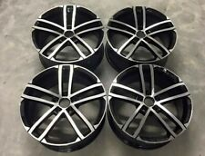 """18""""gtd bp alloy wheels vw golf audi/vw/tt/t4/a4/a3/a6/sport with tyres"""