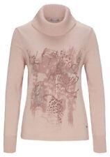 Damen-Pullover & -Strickware aus Baumwolle mit Rollkragen in Größe 40