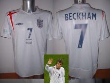 England Beckham BNWT New Shirt Jersey Football Soccer Umbro XXL Man Utd 2006 Top