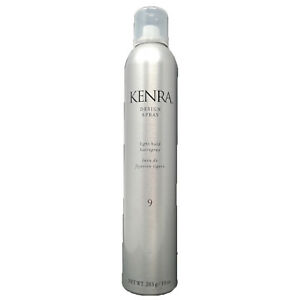 Kenra Design Spray Light Hold Hairspray #9 10 oz