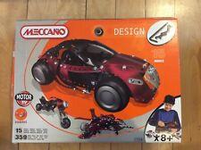 Meccano Set Car And Multi Models