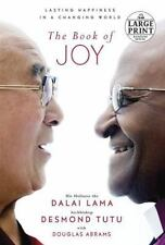 The Book of Joy: Lasting Happiness in a Changing World Large Print New
