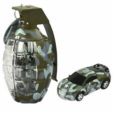 "2.7"" Mini RC Camouflage Grenade Car (Green))#MC98 Green"