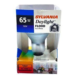 Sylvania 65BR30/DAY/RP 65W 120V Reflector DAYLIGHT FLOOD LIGHT BULB Incandescent