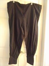 Men's pants. Medieval Costume Cosplay Men's Larp renaissance faire. Cream / off