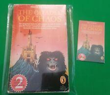 The Citadel of Chaos ***GOOD 1st EDITION!!*** Fighting Fantasy Steve Jackson