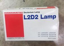 Hamamatsu Deuterium L2D2 Lamp