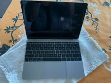 "MacBook 12"" A1534 2015 1.2ghz/8gb/512gb SSD Storage - Free Delivery"