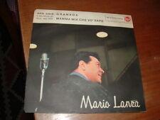 """MARIO LANZA """"  MAMMA MIA CHE VO' SAPE' - GRANADA """" ITALY'57"""