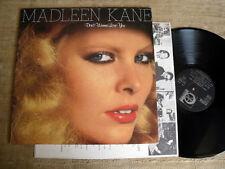 Madleen Kane - don't wanna lose you   Lp 33