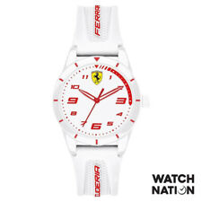 FERRARI REDREV SILICONE STRAP WATCH 860011 MEN'S WATCH