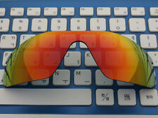 Replacement Fire Red Polarized Lenses for Radar Pitch Sunglasses